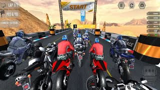 MOTO BIKE RACER RACING ANDROID GAME #Dirt Motor Cycle Race Game #Bike Racing Video #Game Android
