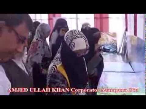 Islamic Paintings Exhibition at Jamait Ul Bannat Al Islahiya