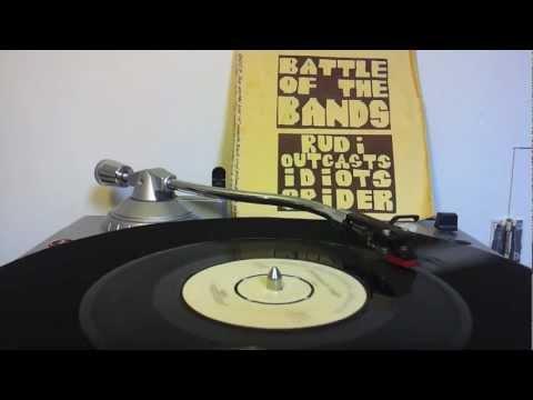 Rudi: Overcome By Fumes (Vinyl Rip)