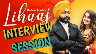 HARLEEN SINGH FULL INTERVIEW | LIHAAJ SONG FAME | THEINSIDERS