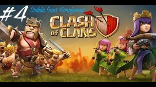 Clash of Clans klan savaşları konuğumuz Onur abi ile ( kendisi klan lideri olur)