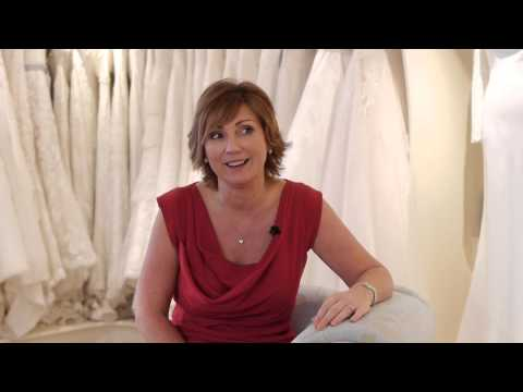 Ellie Sanderson on Ballgowns Pt. 2 - Wedding Show TV