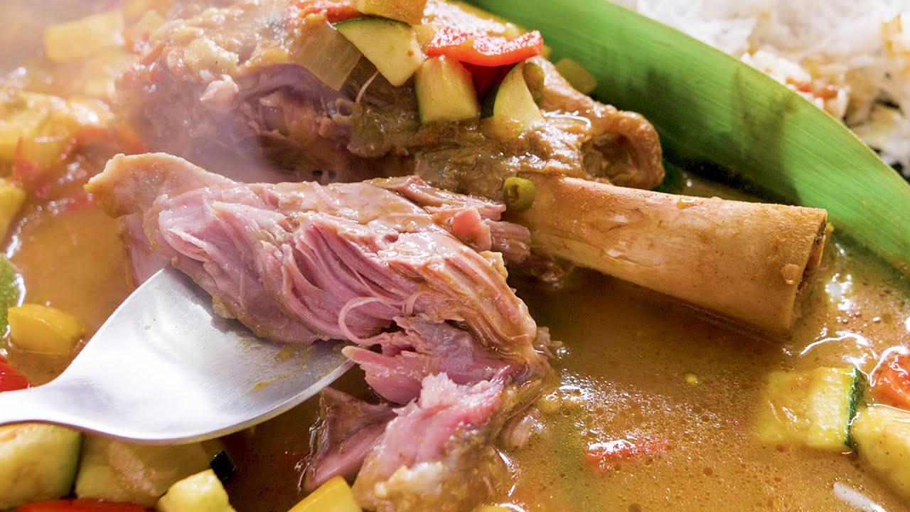 ケニアで出てきそうな料理の作り方