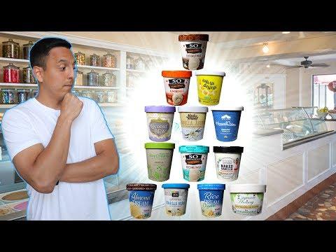 The Best Vegan Ice Cream 2018