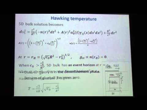 Masafumi Ishihara, Glueball instability and thermalization driven by dark radiation