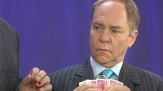 Penn & Teller Surprise The Anchors With A Card Trick | TODAY