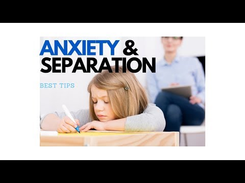 Tips on Overcoming Separation Anxiety | Treatment | Recovery | Healthiest Mind and Body