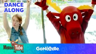 The Llama Song - Moose Tube | GoNoodle