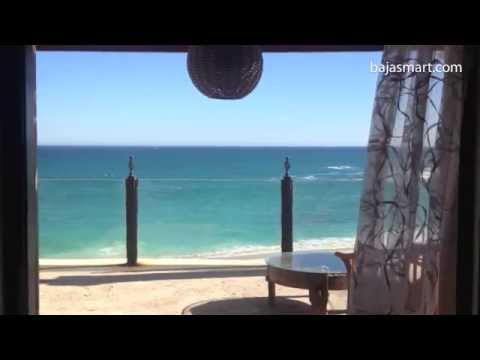 6 bedroom Beachfront Home For Sale Cabo Mexico