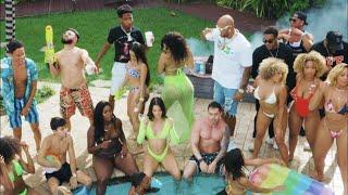 "Nategawd, Flo Rida & Lil Jon ""Take A Shot And Make A Tik Tok"" (Official Video)"