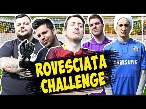 ROVESCIATA CHALLENGE EPICA!!!
