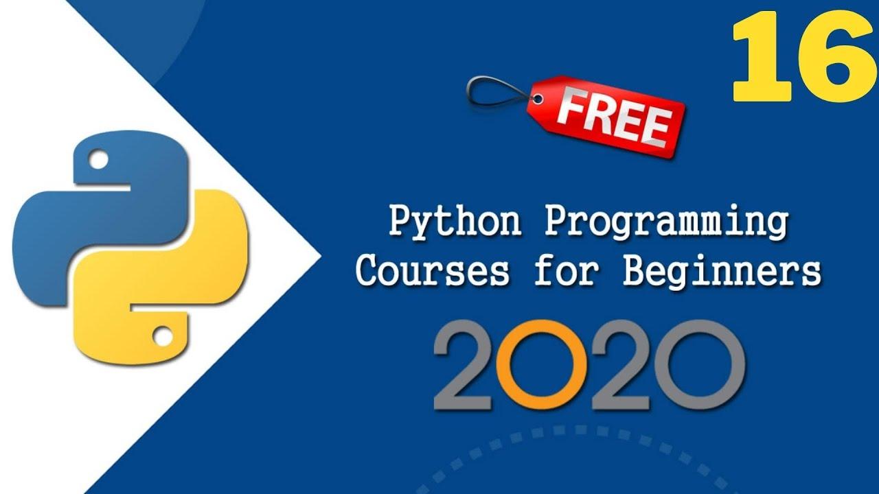 Dictionaries in Python #16 #تعلم بايثون دورة كاملة