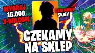 DZIS NOWE SKINY !? * DARMOWE V-DOLCE *  | FORTNITE BATTLE ROYALE