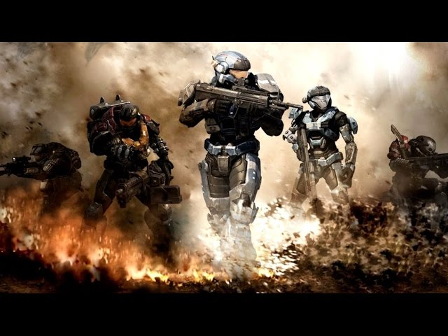 Halo Reach The Movie Director S Cut 1080p Hd Youtube
