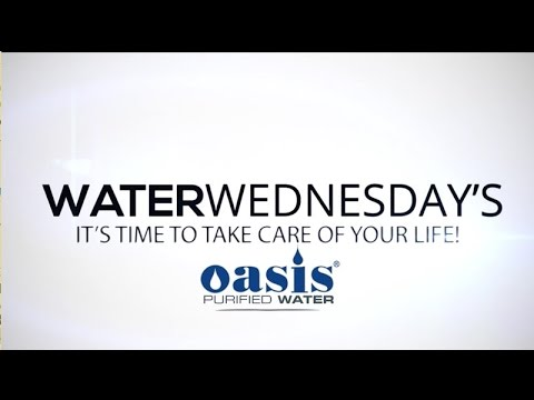 New Life Antigua - WATER WEDNESDAYS Powered by Oasis Water
