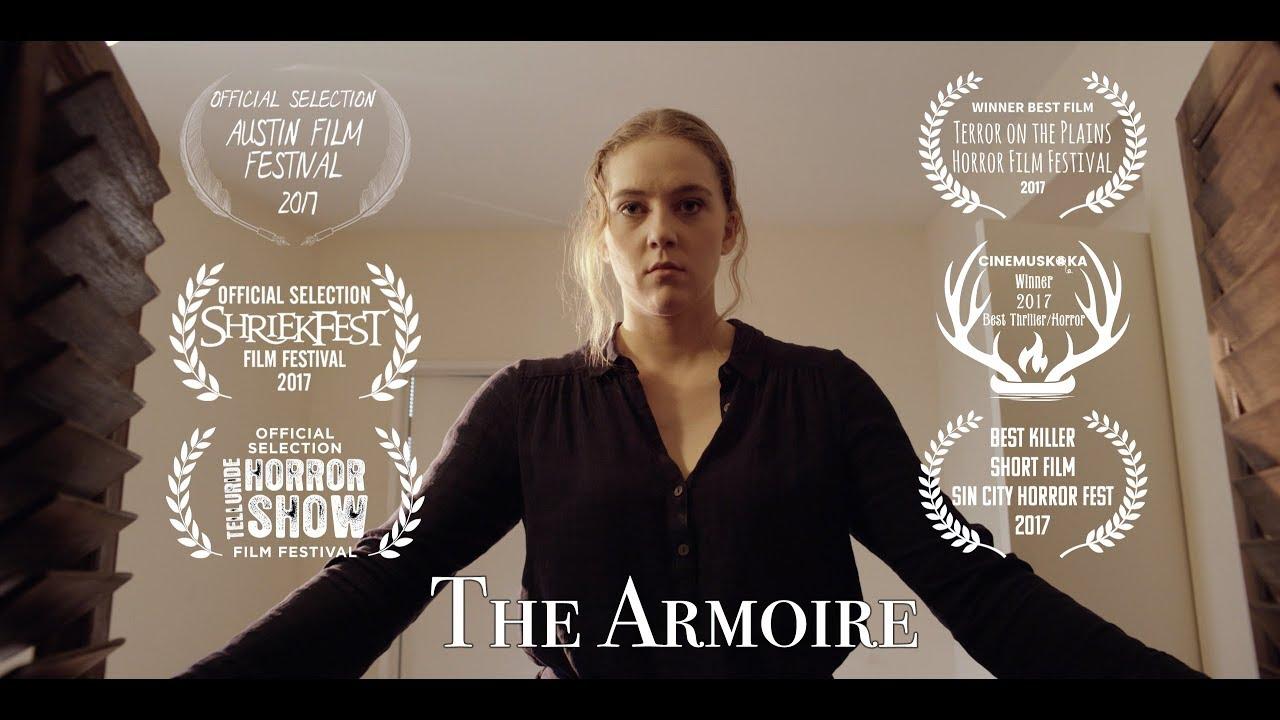 The Armoire (awardwinning Horror Short)  Evan Cooper