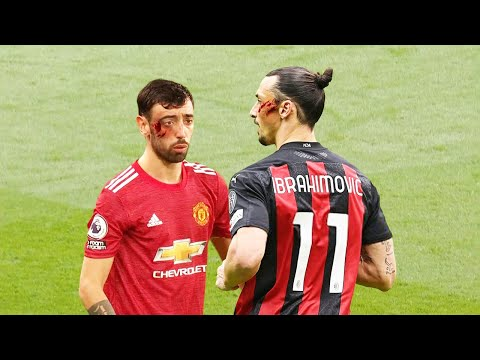 Horror Fights & Red Cards Moments in Football #5