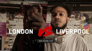GRIME-A-SIDE: London vs Liverpool (WHO WON?!)@RedBull_Music