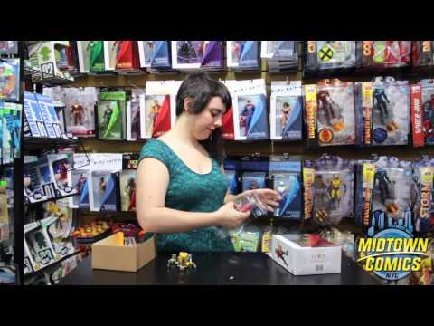 New 52 Orion Action Figure Unboxing