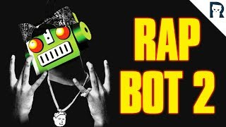Rap Bot (Game 2) /w chat - Lirik Stream Highlights #92
