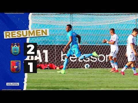 Binacional Alianza Huanuco Goals And Highlights