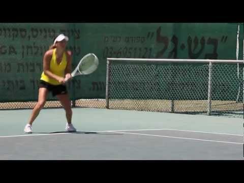 Israel's Olympic Hope - Tennis / Shahar Pe'er