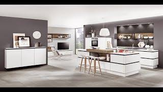 Немецкая кухонная мебель nobilia