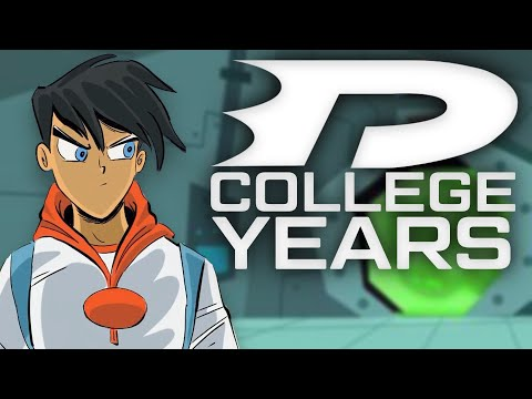 Danny Phantom: The College Years