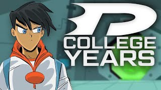 Danny Phantom: The College Years | Butch Hartman