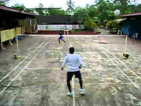 badminton our way. TBC