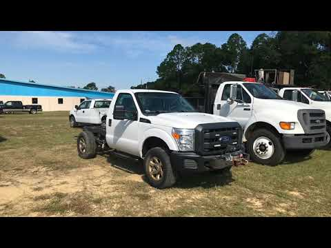 Walton County Florida- Surplus Vehicles & Equipment Auction