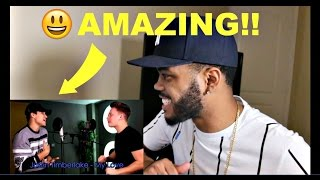 Bruno Mars - 24K Magic (SING OFF vs.  Alex Aiono) BEST REACTION!!!
