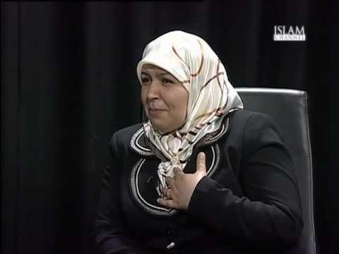 Carl Arrindell interviews Mehrizia Labidi - Deputy Speaker of the Tunisian Legislative Assembly