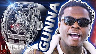 Gunna Meets Someone Special at Icebox!