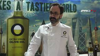 Presentación Olive Oil World Tour en AMBERES