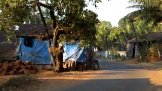 stay forever , at ,  chapora river , goa , india , simple village life , indian music