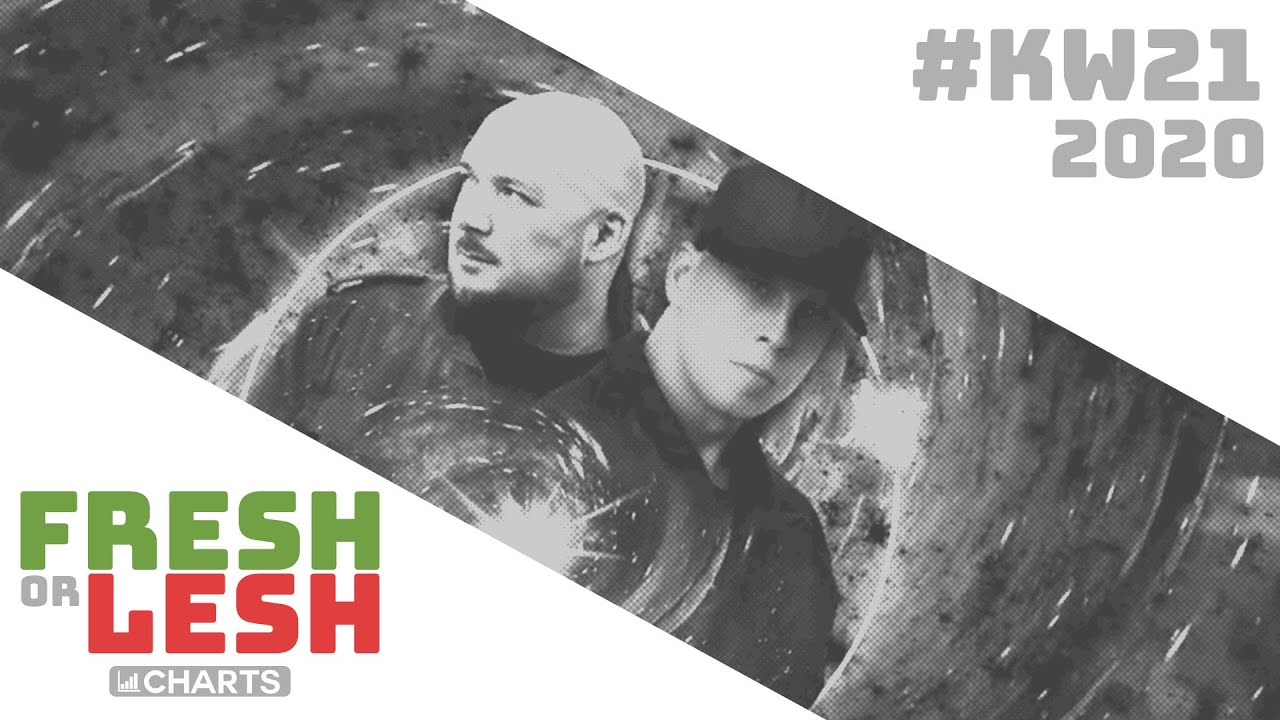 CR7Z & KOOL SAVAS holen sich den FRESH der Woche! | FRESH or LESH Charts (KW21)