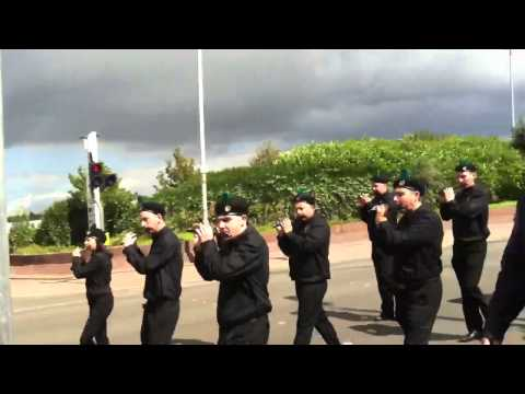 Irish Citizens Army 1916 Memorial Flute Band and 100th Anni
