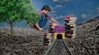 Book Tunnel |swappy pawar editing| picsart best editing, picsart cb editing|Picsart 2017