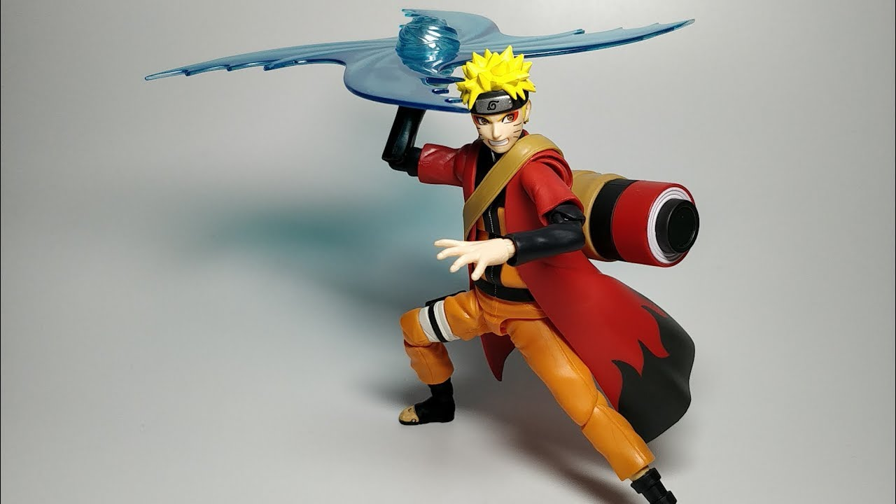 Bandai S.H Figuarts Naruto Sage Mode IN STOCK USA