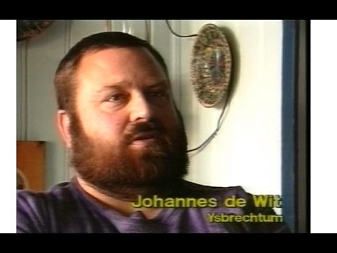 Uitzending uit 1986 ?? van Markant TV met Johannes de Wit  over aardewerk & krachtsport !