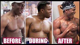KSI Body Transformation (HIS SECRET REVEALED!!)