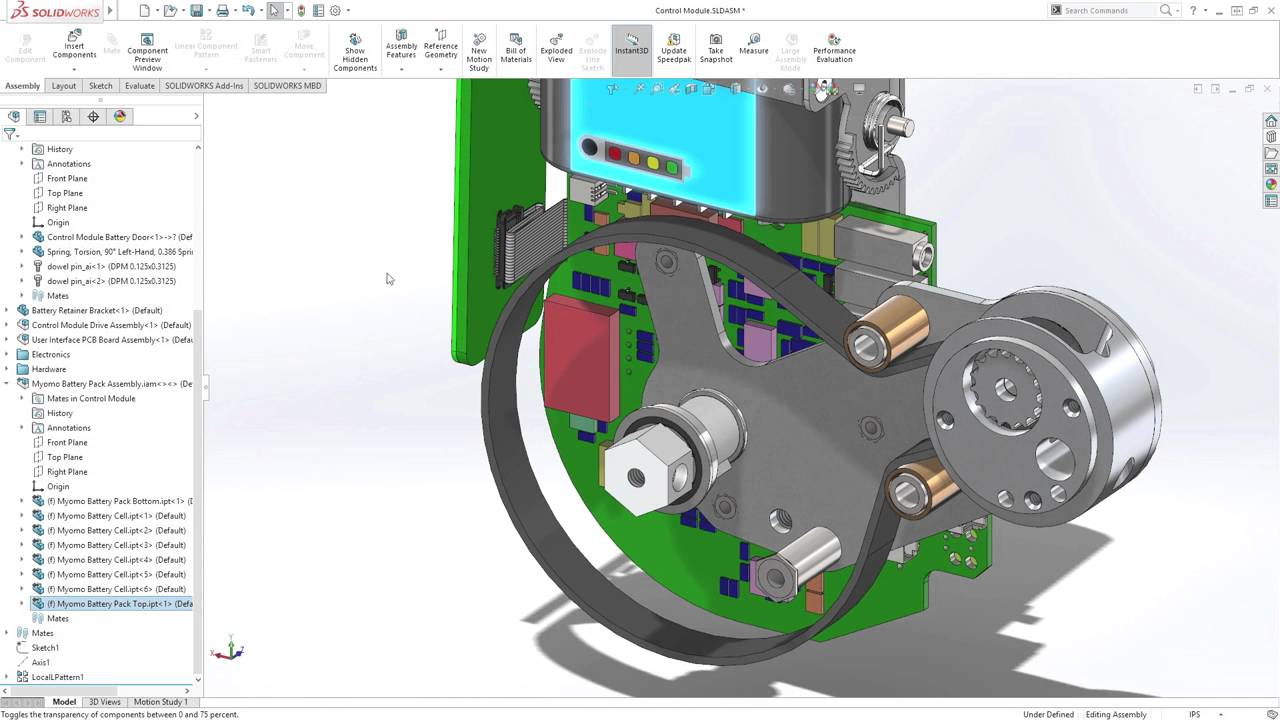 SOLIDWORKS 2017 Top Ten Features List and Demonstration Videos