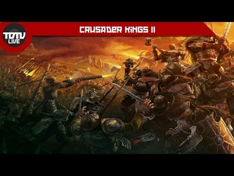 Crusader Kings 2 - Фэнтези к нам приходит!