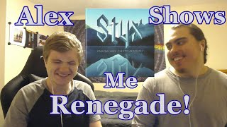 Download College Student's First Time Hearing Renegade | Styx Reaction | Music Share Monday Mp3 and Videos