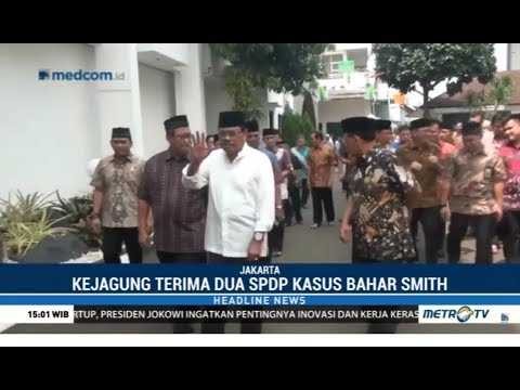 download Kasus Bahar bin Smith Sudah Masuk Kejagung