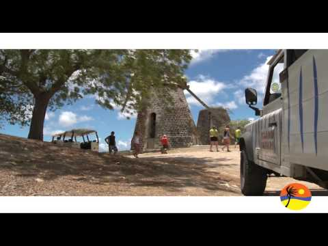 Tropical Adventures - Island Safari Jeep Tours Antigua