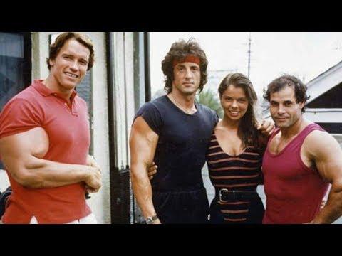 Arnold Schwarzenegger | Behind The Scenes Of Pumping Iron