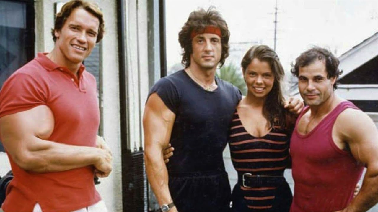 Download Arnold Schwarzenegger | Behind The Scenes Of Pumping Iron