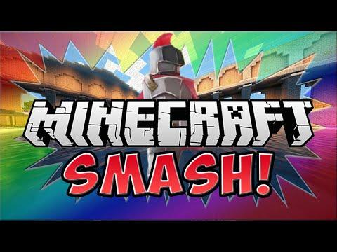 Minecraft Smash Server   MCSMASH.COM